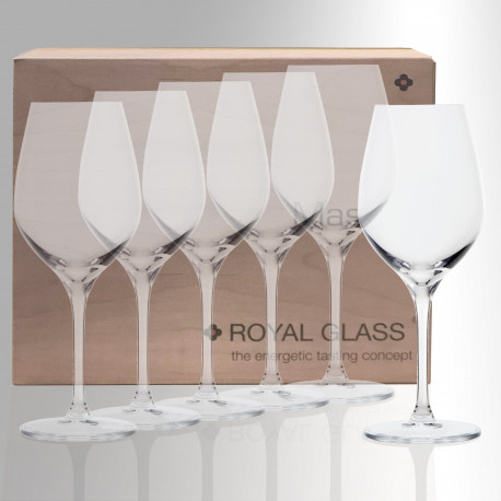 VERRE ROYAL GLASS POLYMASTER 39CL - 9,15€ TTC / VERRE