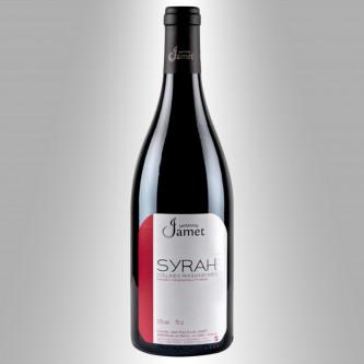 IGP SYRAH  2015 - CORINNE, JEAN-PAUL ET LOÏC JAMET