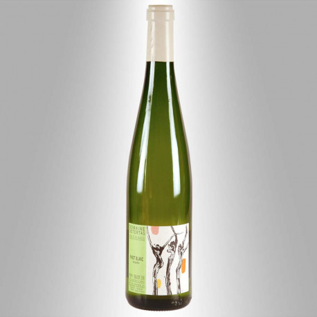 ALSACE PINOT BLANC 2016 'LES JARDINS' - DOMAINE OSTERTAG