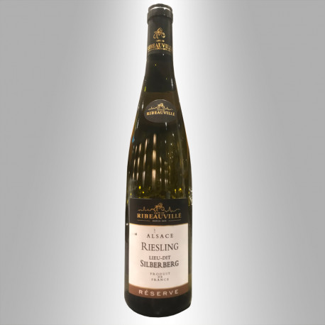 ALSACE RIESLING 2015 'SILBERBERG' - CAVE DE RIBEAUVILLÉ