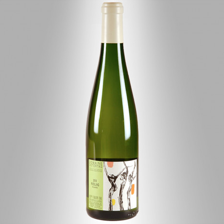 ALSACE RIESLING 2018 'LES JARDINS' - DOMAINE OSTERTAG