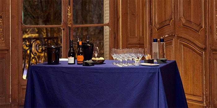 Votre sommelier vous présente une sélection de vins suivant vos attentes